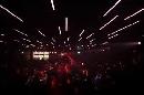 Capodanno Volt Milano Foto effetti luci
