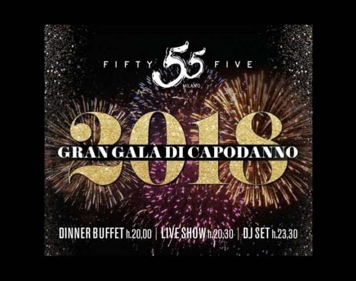 Capodanno Ristorante 55 Fifty Milano Foto