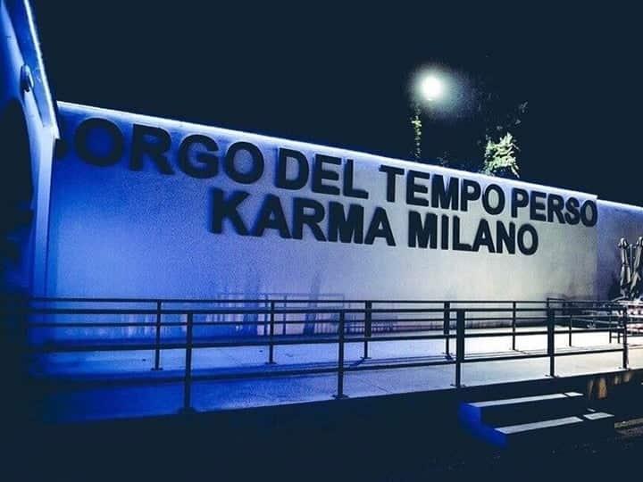 Capodanno Borgo Karma Milano Foto