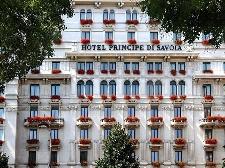 Capodanno Hotel Principe di Savoia Milano Foto