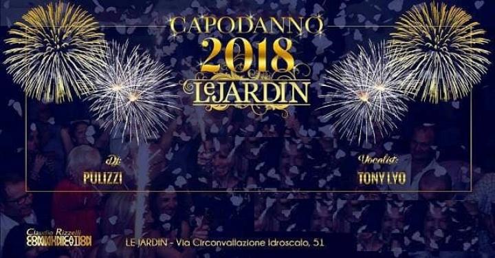 Capodanno Le Jardin Milano Foto
