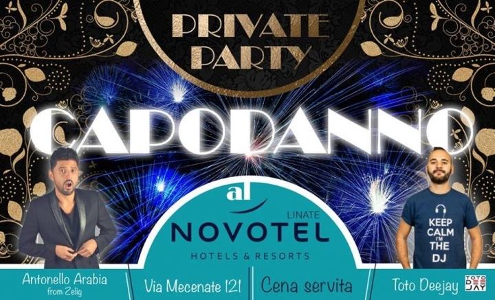 Capodanno Novotel Linate Foto