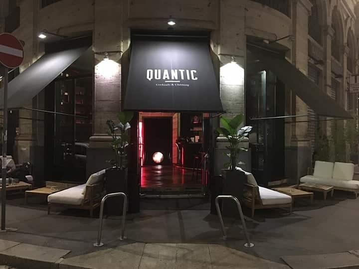 Capodanno Quantic Milano Foto