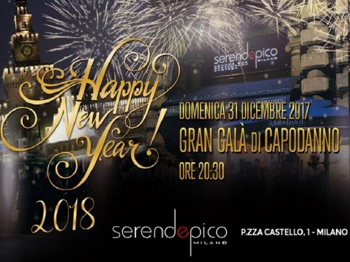 Capodanno Ristorante Serendepico Milano Foto