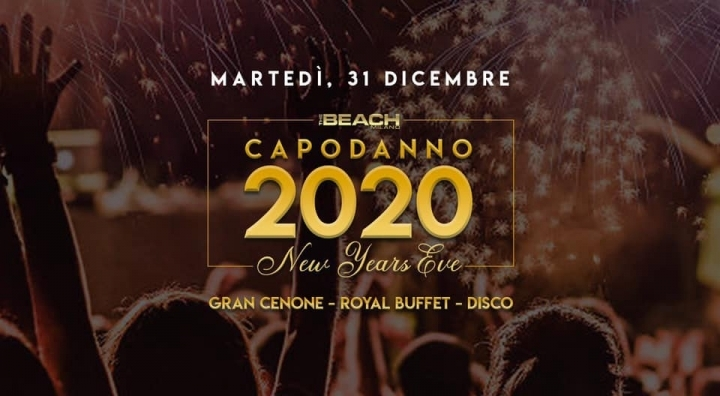 Capodanno The Beach Milano Foto