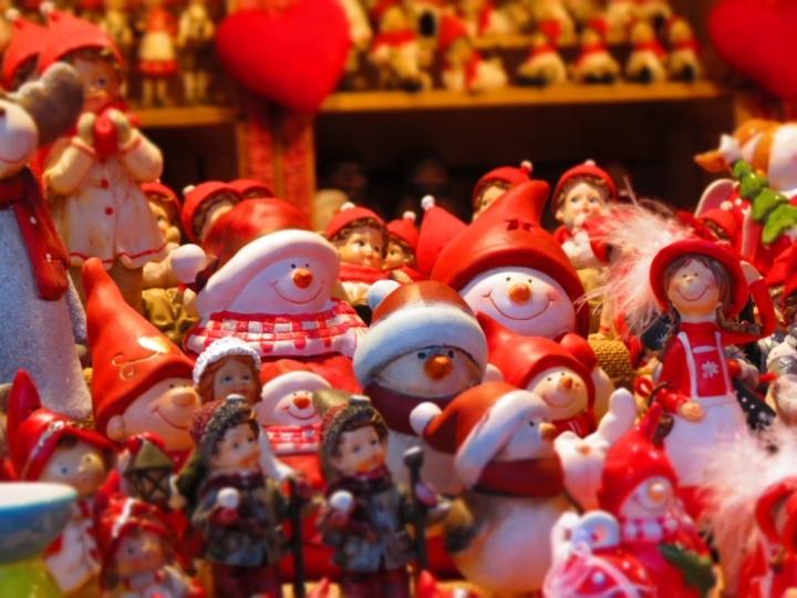Mercatini di Natale a Milano degli obej obej Foto