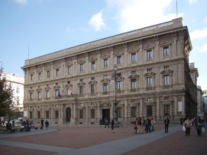 Natale 2017 a Palazzo Marino Milano Foto