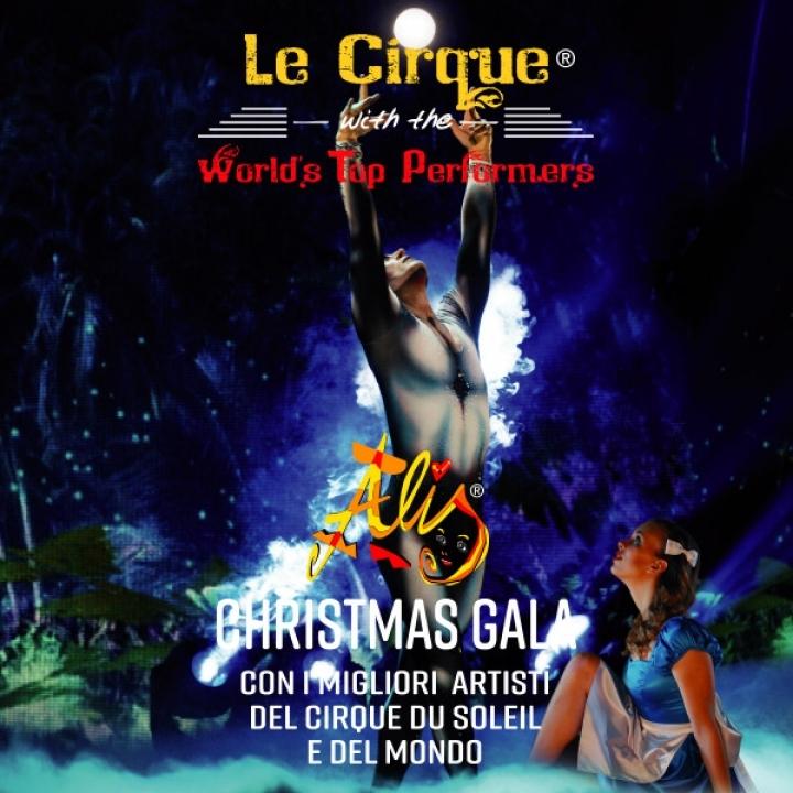 Capodanno Cirque du Soleil Milano Foto