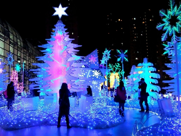 Mercatini Natale Banco di Garambolo Milano Foto