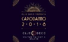 Capodanno Club Decò Milano Foto