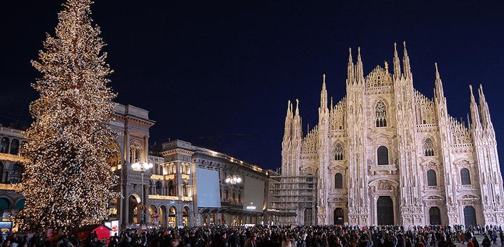 Vacanze di Natale a Milano